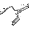 Magnaflow 15056 Street Series Stainless Cat-Back System
