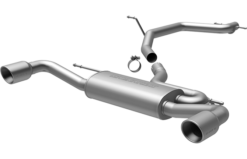 Magnaflow 15061 Touring Series Stainless Cat-Back System