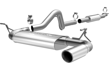 Magnaflow 15115 MF Series Stainless Cat-Back System