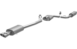 Magnaflow 15163 Touring Series Stainless Cat-Back System