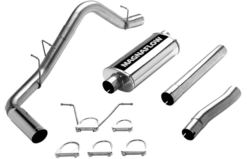 Magnaflow 15657 MF Series Stainless Cat-Back System