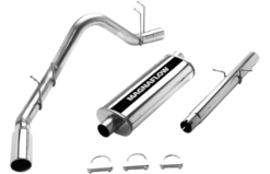 Magnaflow 15727 MF Series Stainless Cat-Back System