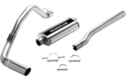 Magnaflow 15739 MF Series Stainless Cat-Back System