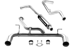 Magnaflow 15786 Street Series Stainless Cat-Back System