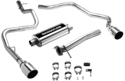 Magnaflow 15843 MF Series Stainless Cat-Back System