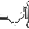 Magnaflow 16719 Touring Series Stainless Cat-Back System